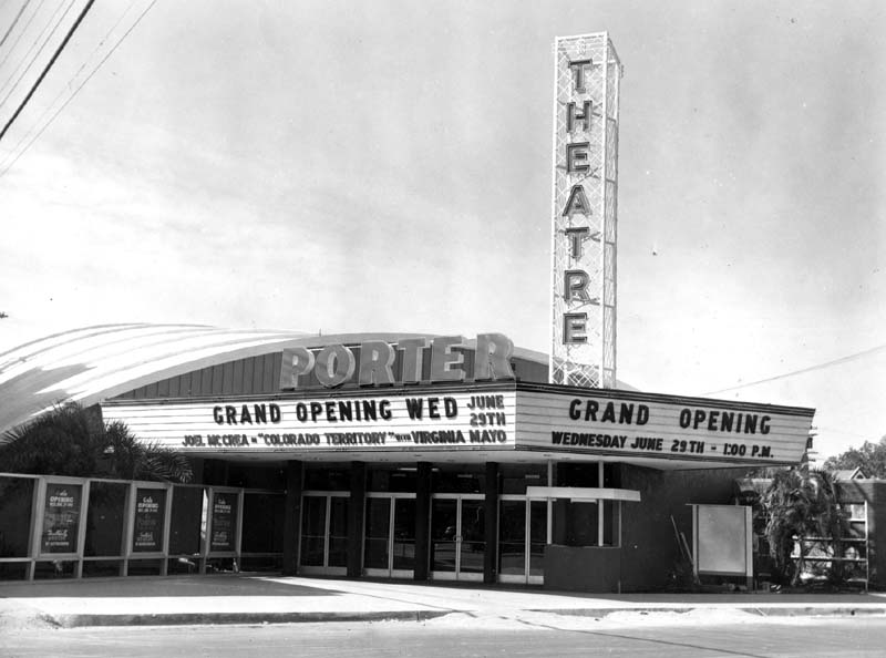 Porterville drive in in porterville ca cinema treasures for Galaxy 9 porterville