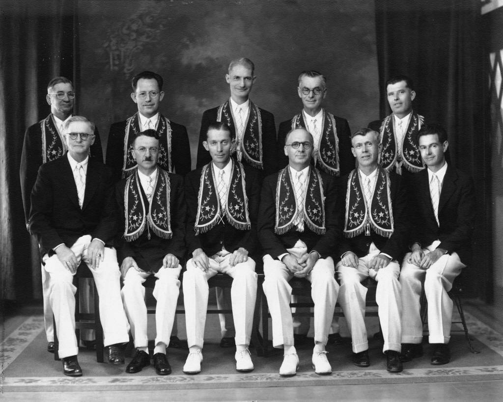 Anaheim Independent Order of ODD FELLOWS, Lodge No. 199, Group ...