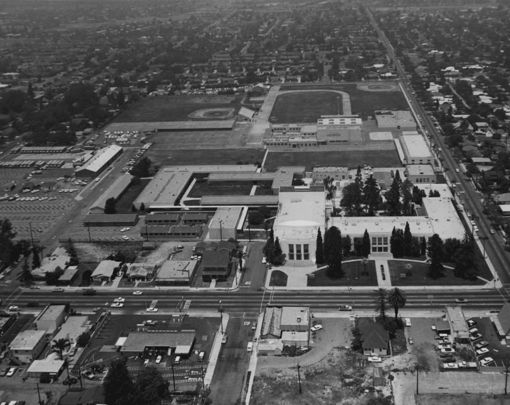 Photos of Anaheim High, Anaheim