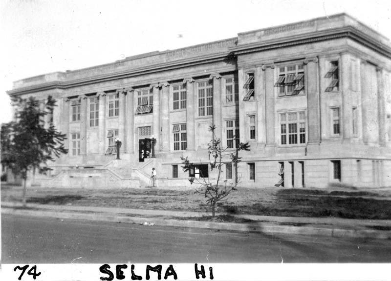 Science Building Selma Union High School Selma California