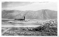 Ruins Eagle Borax Works Death Vally, Calif.