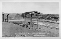 Camp Grounds, on Banks of Little Colorado River Cameron, Arizona
