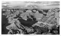 Grand Canyon from El Tovar