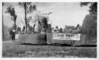 Pioneer Pageant Big Pine, Calif