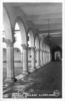 Frary Hall Pomona College, Claremont, California