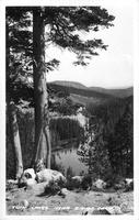 Twin Lakes near Bishop California