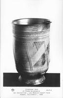 Stoneware Vase by Frans Wildenhain