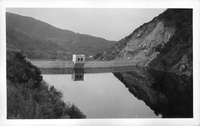 San Dimas Dam and Water
