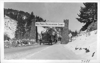 Big Pines Recreation Camp County of Los Angeles