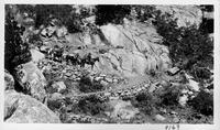 Switchbacks, Muir Trail