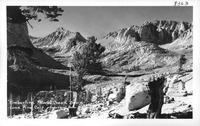 Timberline Rock Creek Basin, Lone Pine, Calif.