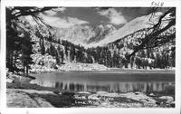 Rock Creek Lake Lone Pine, Calif.
