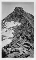 Summit of Glenn Pass