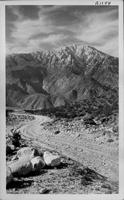Mt. San Jacinto, California
