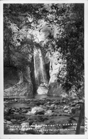 Tahquitz Falls - Tahquitz Canyon Palm Springs, Calif