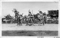 Kiowa Indians Ceremonial Dance