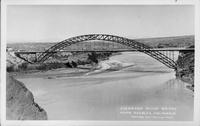 Colorado River Bridge near Needles, California