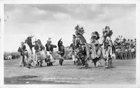 Indian Ceremonial Dancers