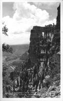 Angels Window Cape Royal North Rim Grand Canyon National Park