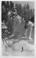 Ski Jump Wrightwood, Calif.
