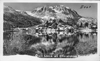 Gull lake at Christmas Time