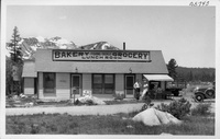 Mammoth Bakery, Mammoth Lakes , California