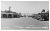 Street Scene, Boulder City, Nev.