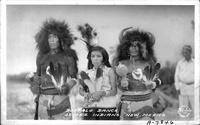 Buffalo Dance Jemez Indians, New Mexico