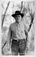 Shorty Borden, A Death Valley Prospector