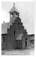 Catholic Church, Fort Defiance, Arizona