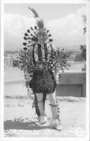 Joe D. Naranjo, Santa Clara Indian Dancer, New Mexico