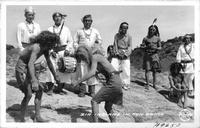 Zia Indians in Fun Dance