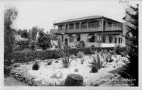 El Prado Cactus Garden San Diego, Calif.
