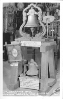 The Vigilence Bell, W. Parker Lyon's Pony Express Museum, Arcadia, Calif.
