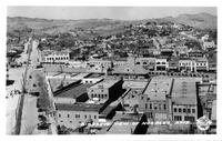 Birdseye View of Nogales, Arizona