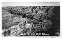 Grand Canyon from South Rim,  Grand Canyon Nat'l Park, Arizona
