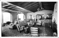 Lounge, Furnace Creek Inn, Death Valley, Calif.
