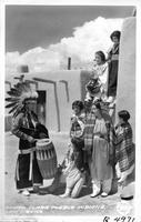 Santa Clara Pueblo Indians, New Mexico