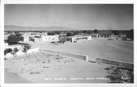 Old Plaza, Isleta, New Mexico