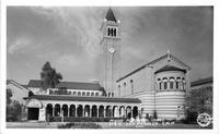 Mudd Memorial Hall U.S.C. Los Angeles Calif.