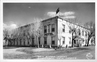 Don Diego Hotel Cimarron, New Mexico
