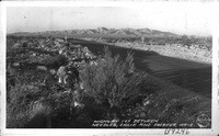 Highway 195 between Needles, Calif. and Parker, Ariz.