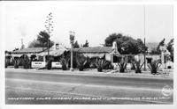 HoneyMission Village, 5675 W. Washington, Los Angeles, Calif. moon Court,