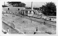 Swimming Pool, Pacific Grove, California