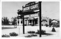 Bella Vista Motor Court New Mexico