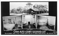 Gem Auto Court Sacramento California