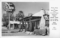 Kohler's Kiva Motor Lodge Mesa Arizona