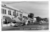 Main Streetm, Bishop, Calif.
