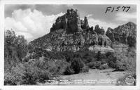"""""""Camel Rock"""" near Sedona, Arizona"""