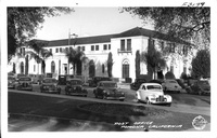 Post Office Pomona, California